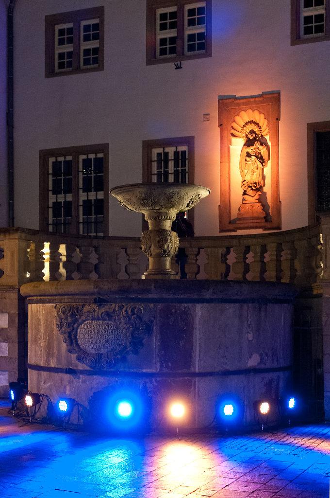 Kump am Franziskanerkloster